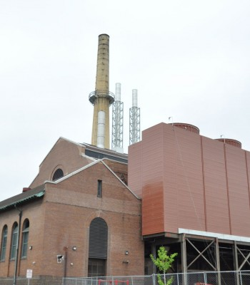 Capitol Heat and Power Plant Rebuild