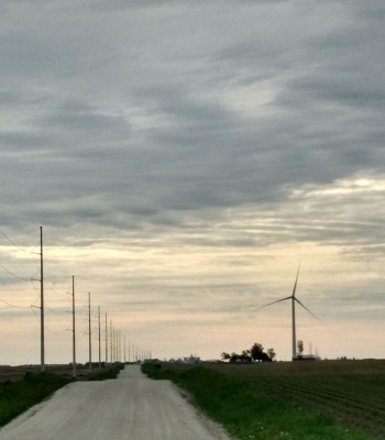 Pilot Hill Wind Farm