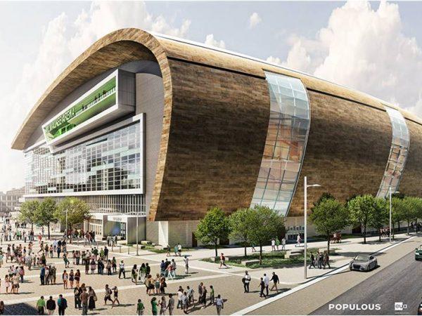 Milwaukee Bucks Arena - Hooper Corporation