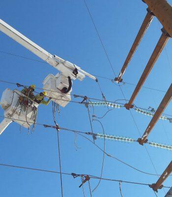 161 kV Urban Rebuild