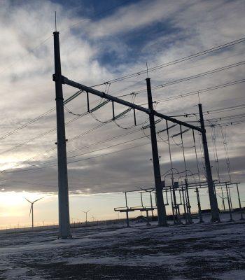 Pronghorn Substation